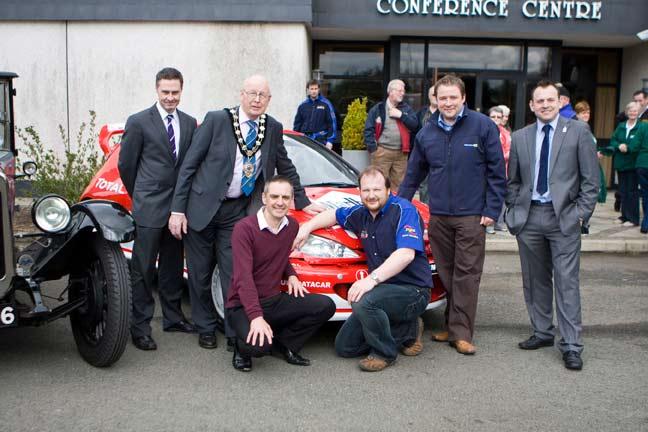 Ballymena Car Fest Opening