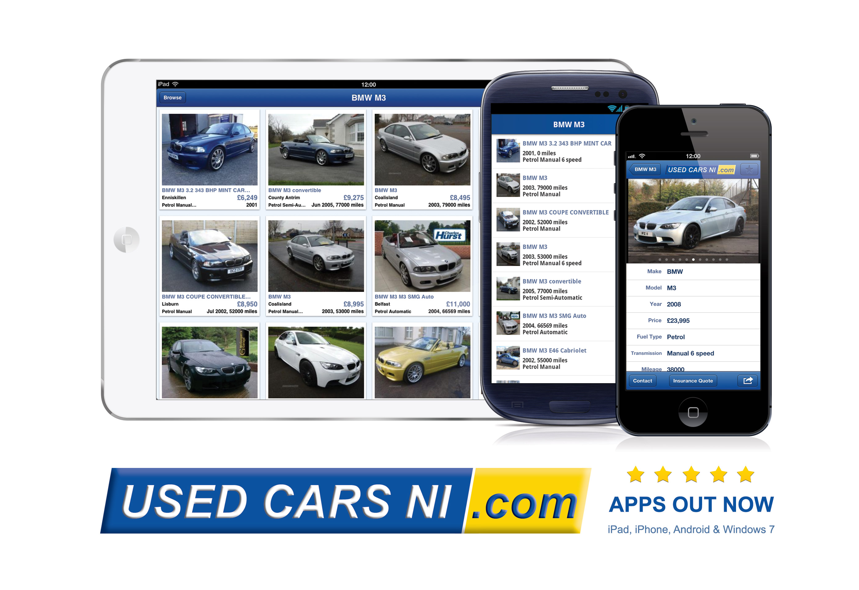 Video Usedcarsni Com Android App Version 2 0 Used Cars Ni Blog
