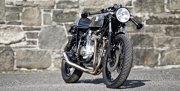 Cafe Racer Is A Term Which Arose Among British Motorcycle Enthusiasts Of The Early 1960s Particularly Rocker Or Ton Up Boy Subculture