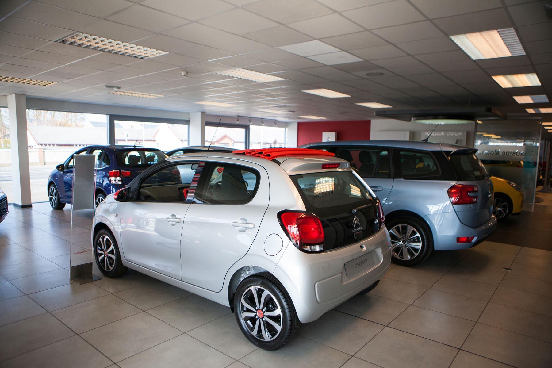New car deals ni