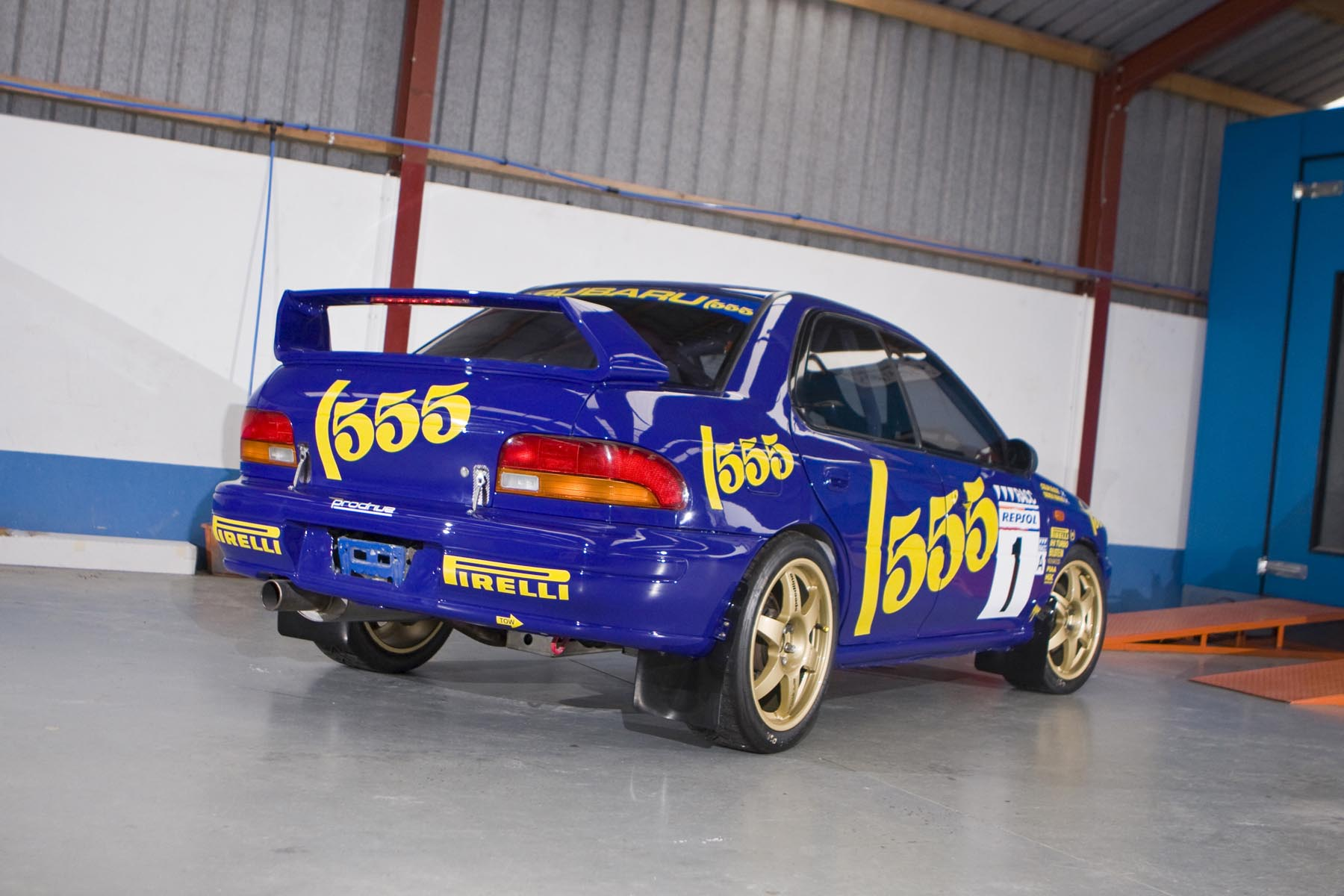 A REPLICA OF A RALLYING ICON | Used Cars NI Blog