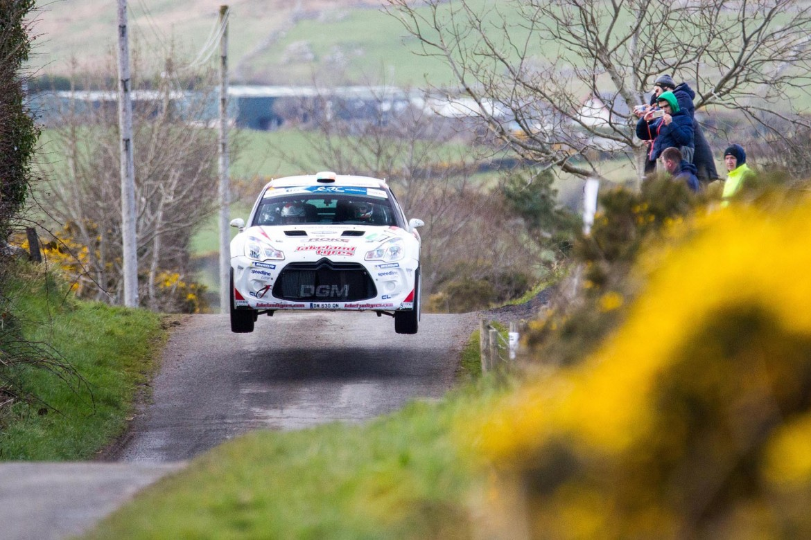deja vu for breen on the 2016 circuit of ireland erc rally used cars ni blog