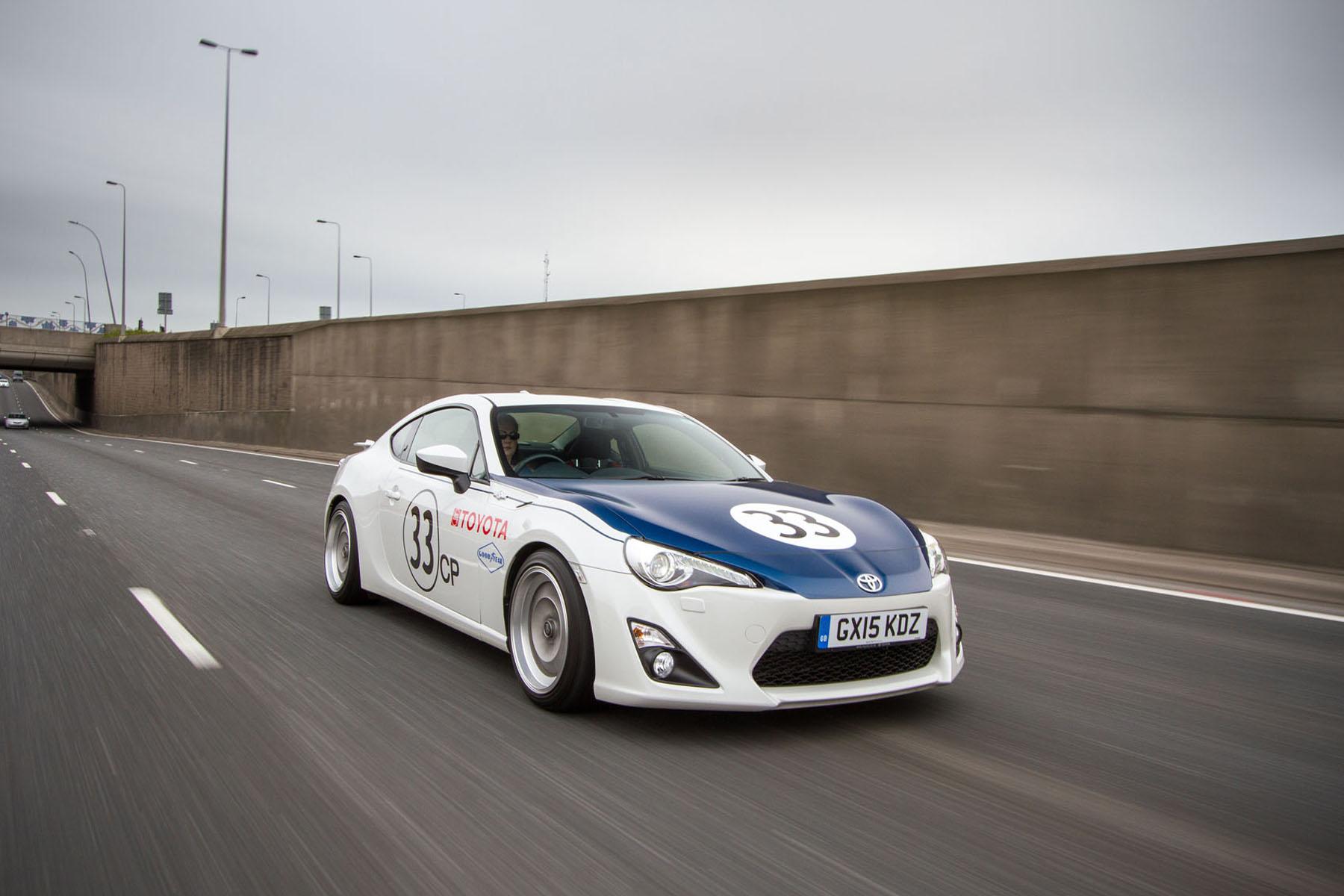RETRO LOVE AFFAIR FOR THIS TOYOTA Used Cars NI Blog - Sports cars ni