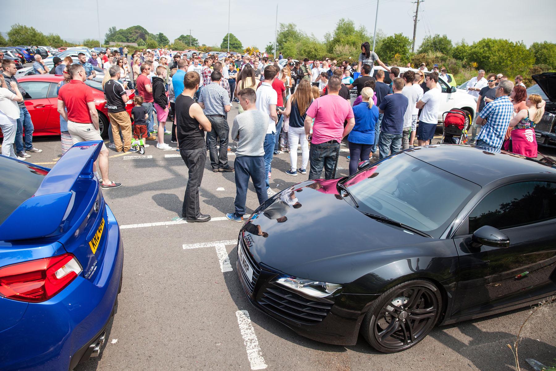 JACOBS SUPERCARS RENEGADE RUN RAISES FOR TEAM JACK Used - Sports cars ni