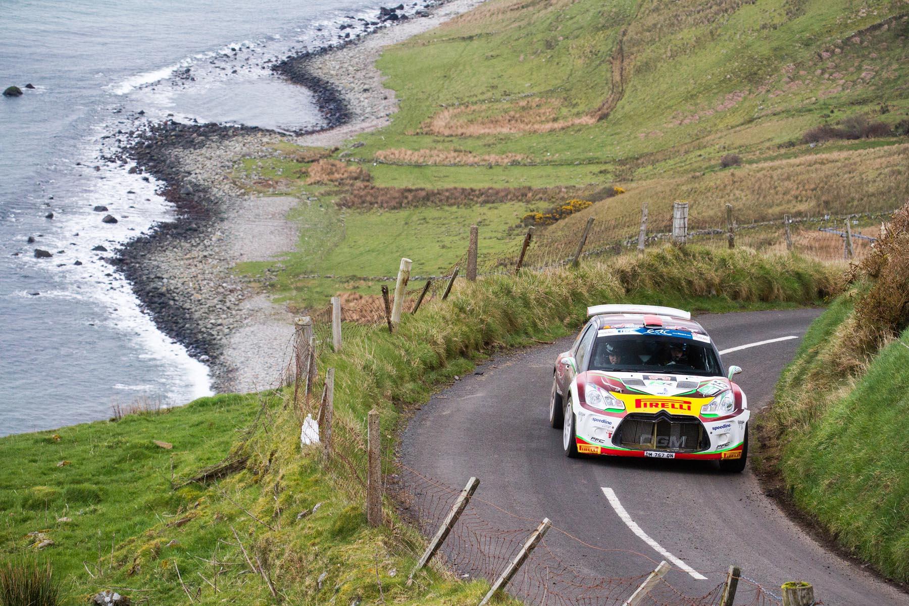 British Rally Championship set for titanic Ulster Tarmac tussle ...