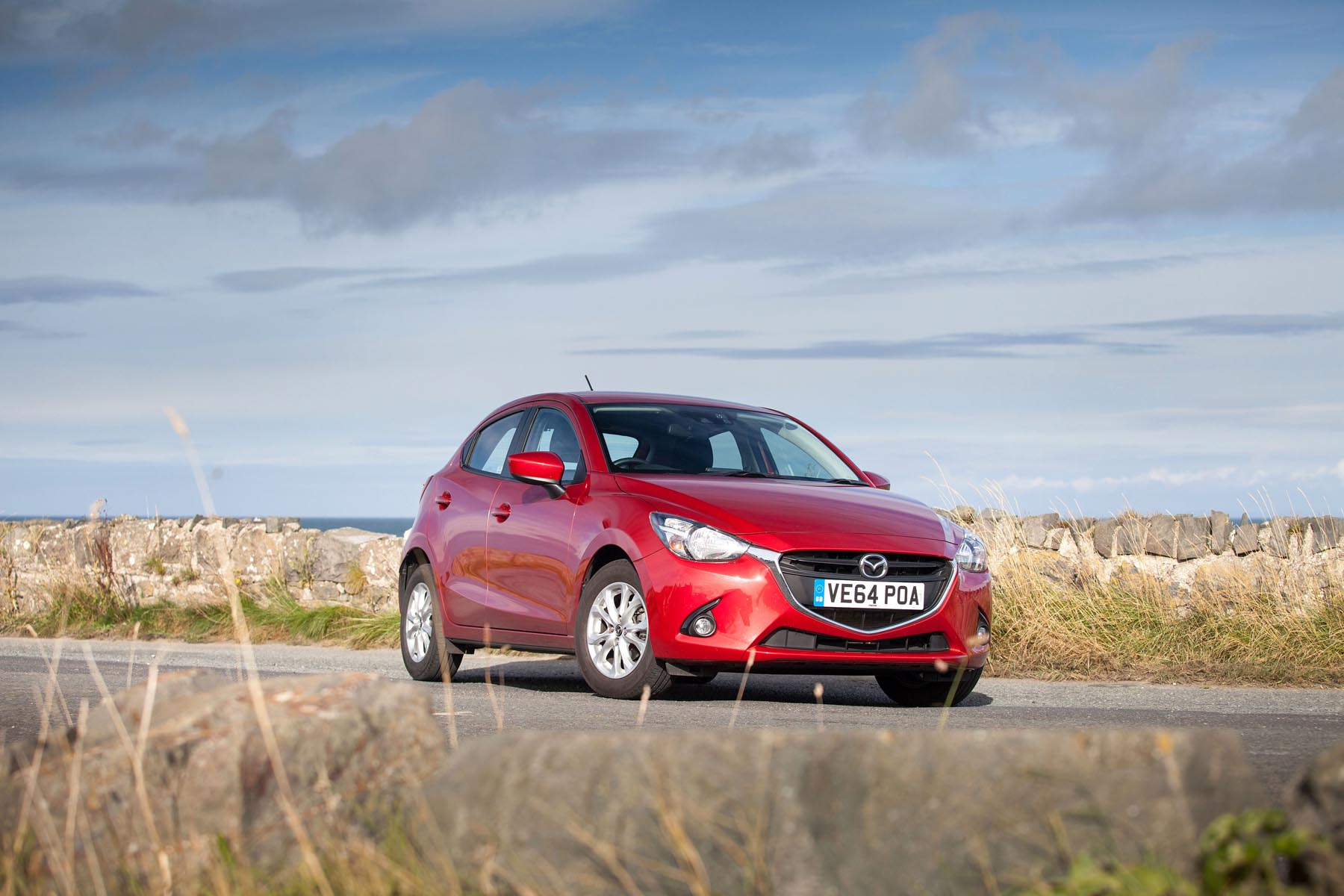The New Mazda 2 Is All Grown Up Used Cars Ni Blog