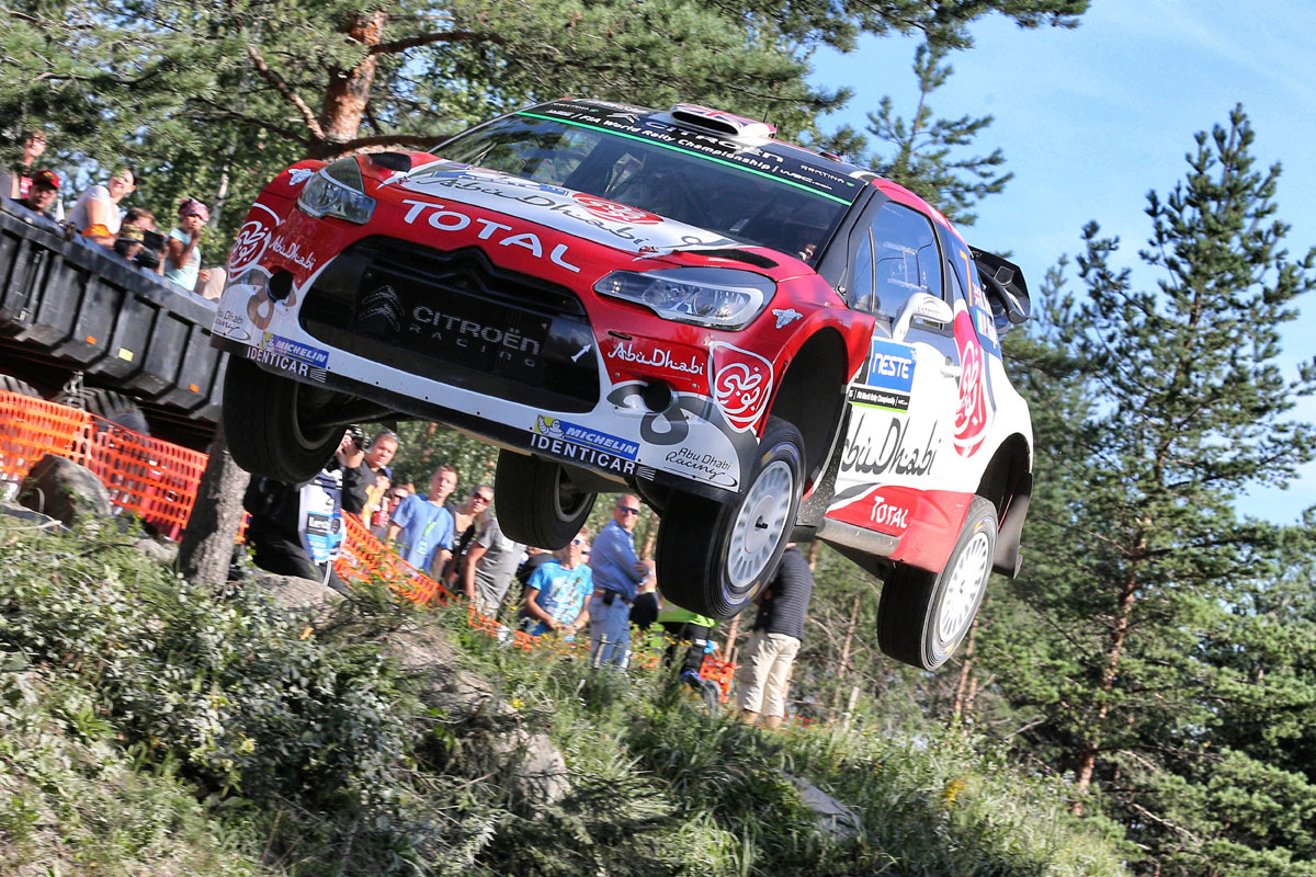 STAR-STUDDED ENTRY CONFIRMED FOR DAYINSURE WALES RALLY GB | Used ...