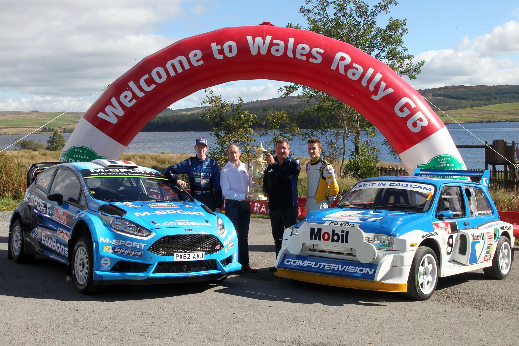 DAYINSURE WALES RALLY GB ADVENTURE BLASTS OFF IN BRENIG | Used Cars ...