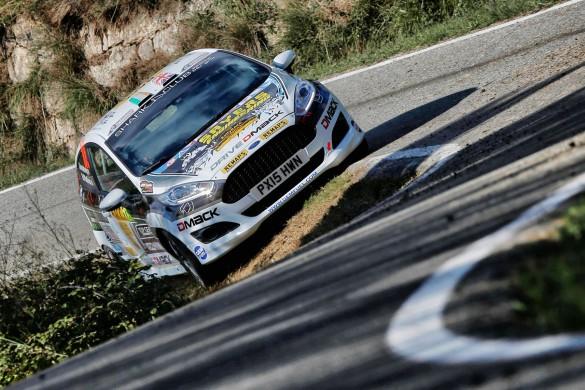 FIA World Rally Championship, Rd11, RAAC Rally de Espana, Day Two, Costa Daurada, Catalunya, Spain, 15 October 2016.
