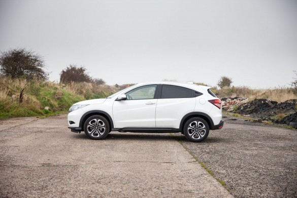 Hr V Review Northern Ireland Used Cars Ni Blog