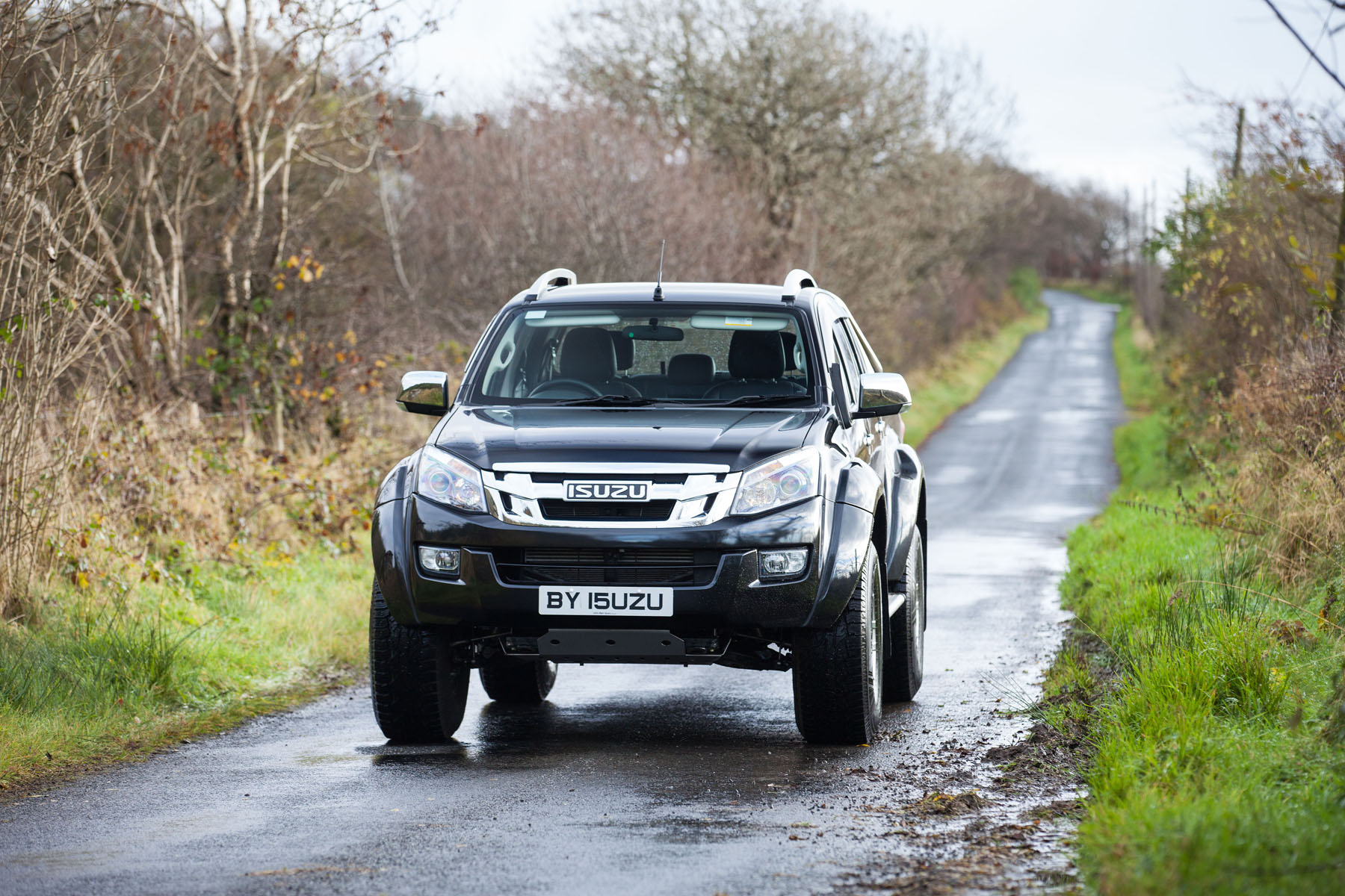 Used Cars Ni: TRUCK THROUGH WINTER WITH TOUGH ARCTIC ISUZU…