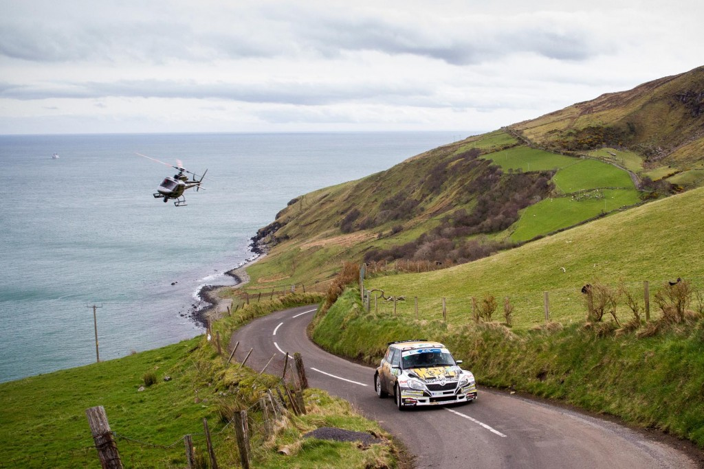 The phenomenal scenes of last years event on the North Antrim Coast - Photo Graham Curry