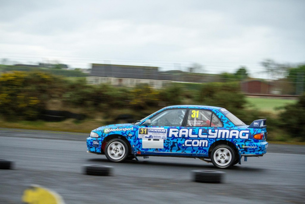 Jonathan MacDonald / Nadene McAllister brought the Event sponsors Evo II home in 23rd OA | 3rd Class 8