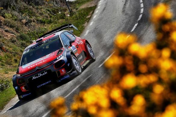 FIA WORLD RALLY CHAMPIONSHIP 2017 -WRC Tour de Corse (FRA) -  WRC 06/04/2017 to 09/04/2017 - PHOTO : @World