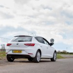 SEAT Leon 5dr XCELLENCE  Technology 2.0TDi 150PS 6sp Manual - £25,595