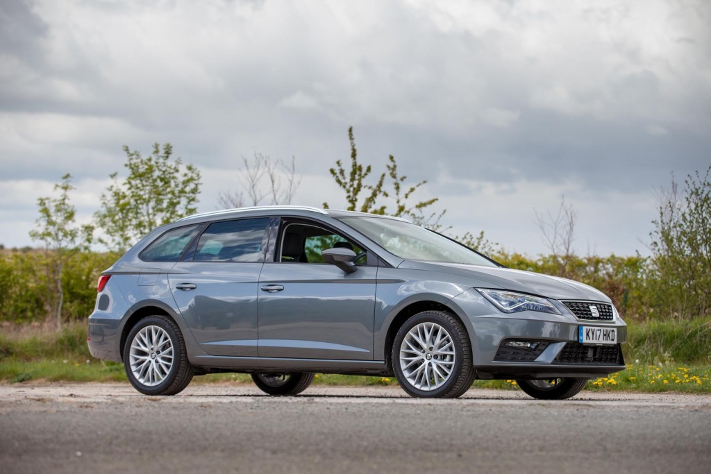 SEAT Leon ST SE Dynamic Technology 1.6TDi 115PS DSG - £23,490