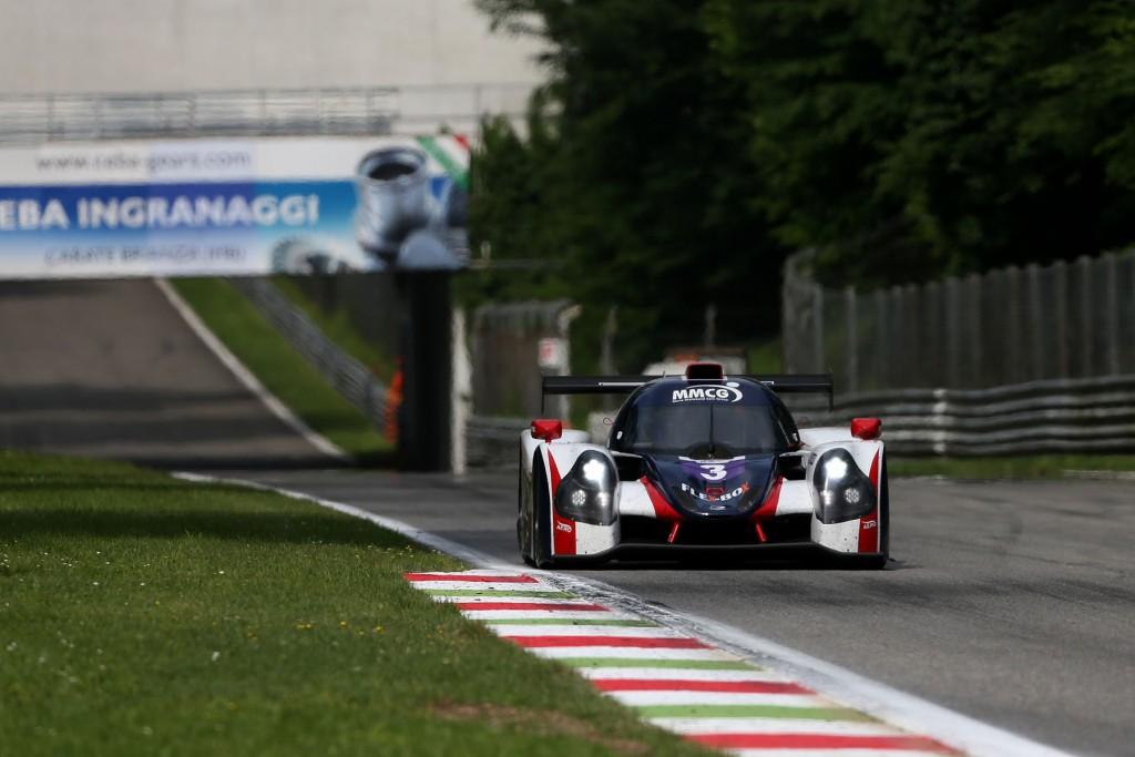 Ligier JS P3 sportcar
