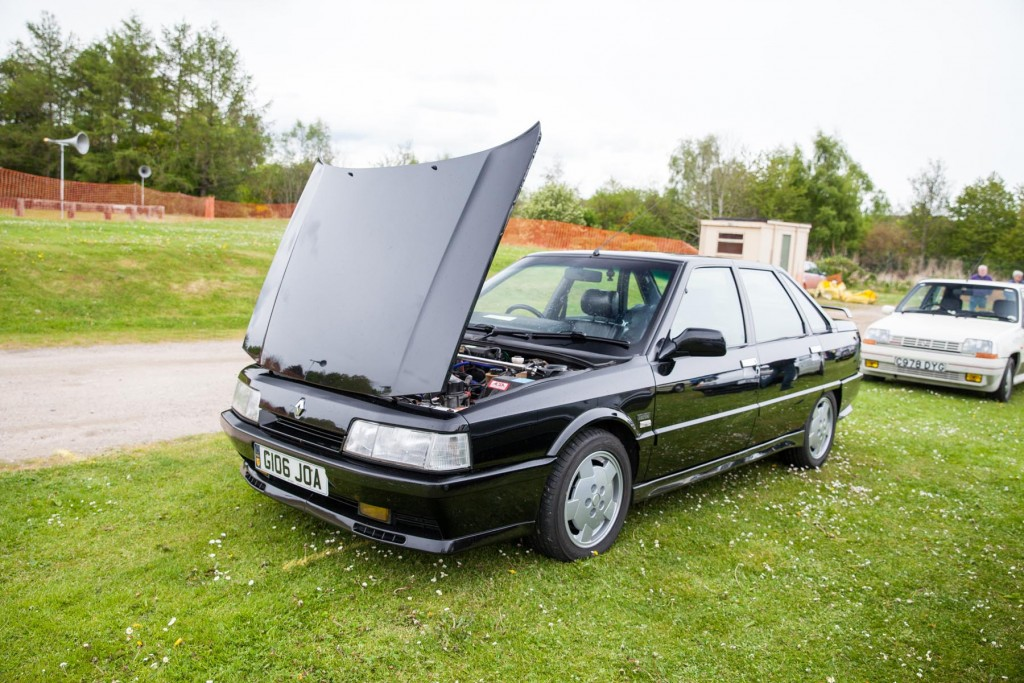 1990 Renault 21 Turbo