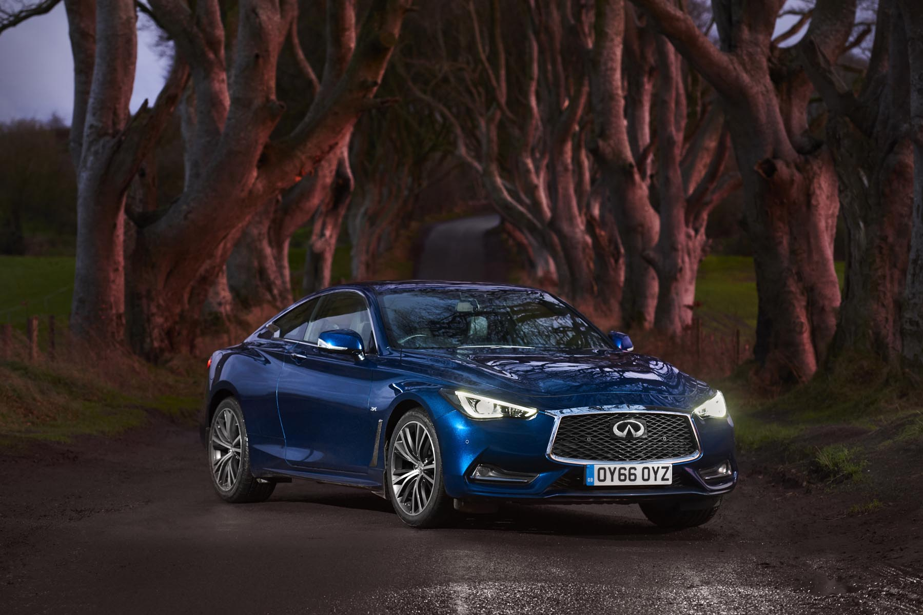 Used Cars Ni: LUXURY TWO DOOR PERFORMANCE FROM INFINITI...