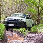 Isuzu D-Max off-road