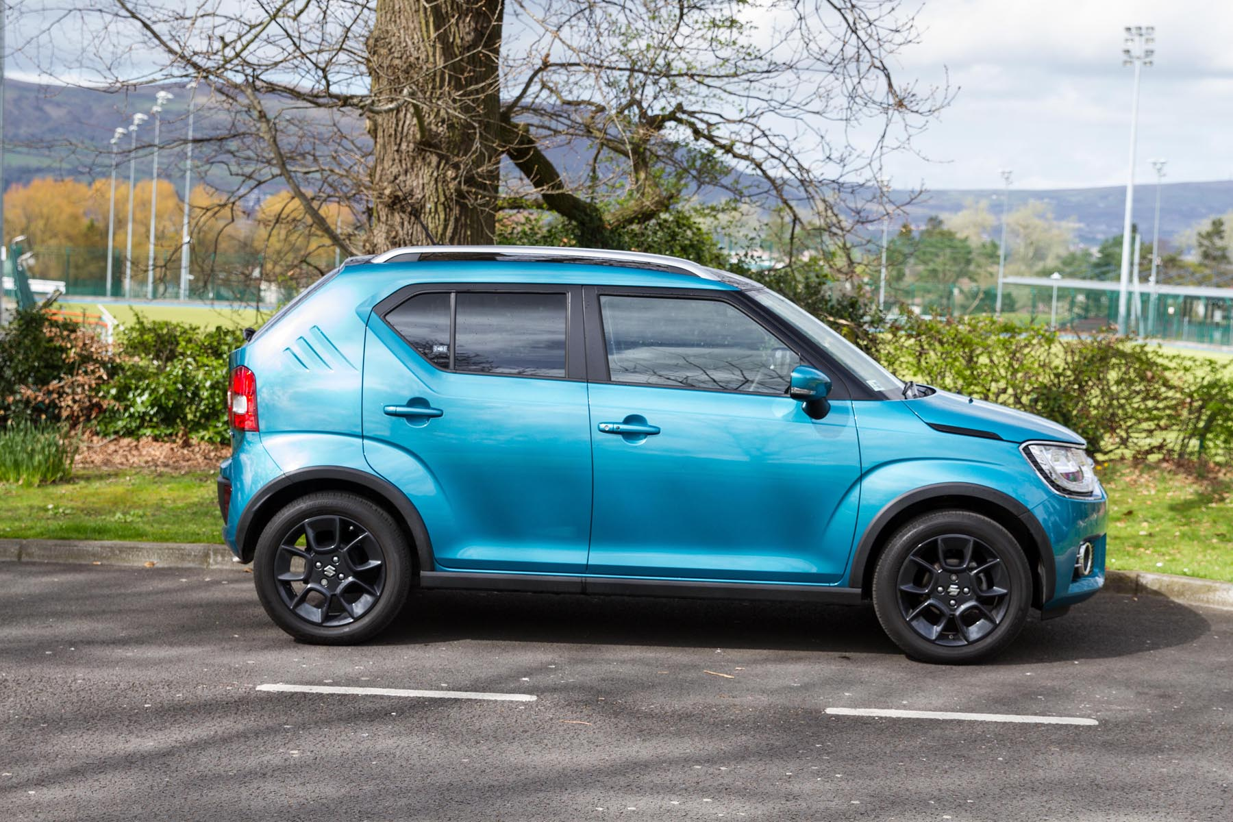 funky fun with all new suzuki ignis used cars ni blog. Black Bedroom Furniture Sets. Home Design Ideas