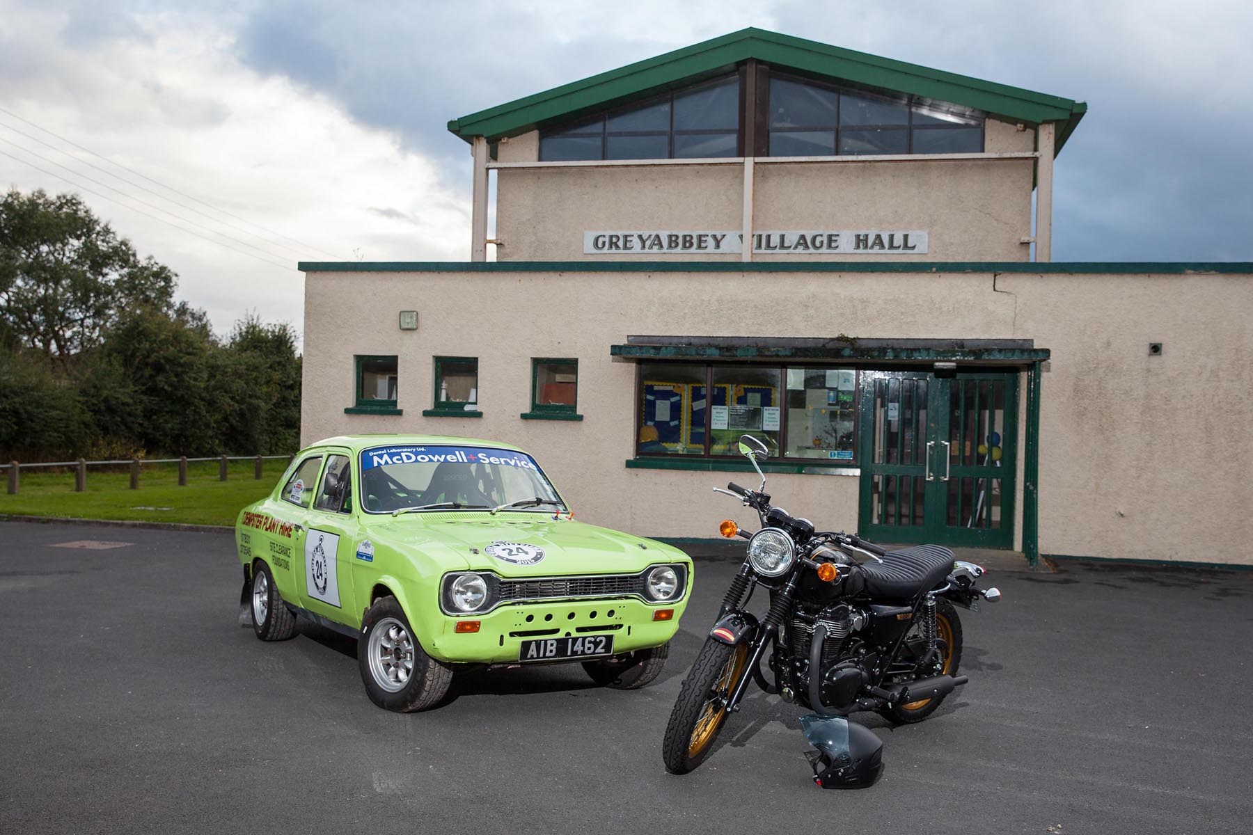 Greabbey Classic Bike And Car Show Returns Used Cars Ni Blog