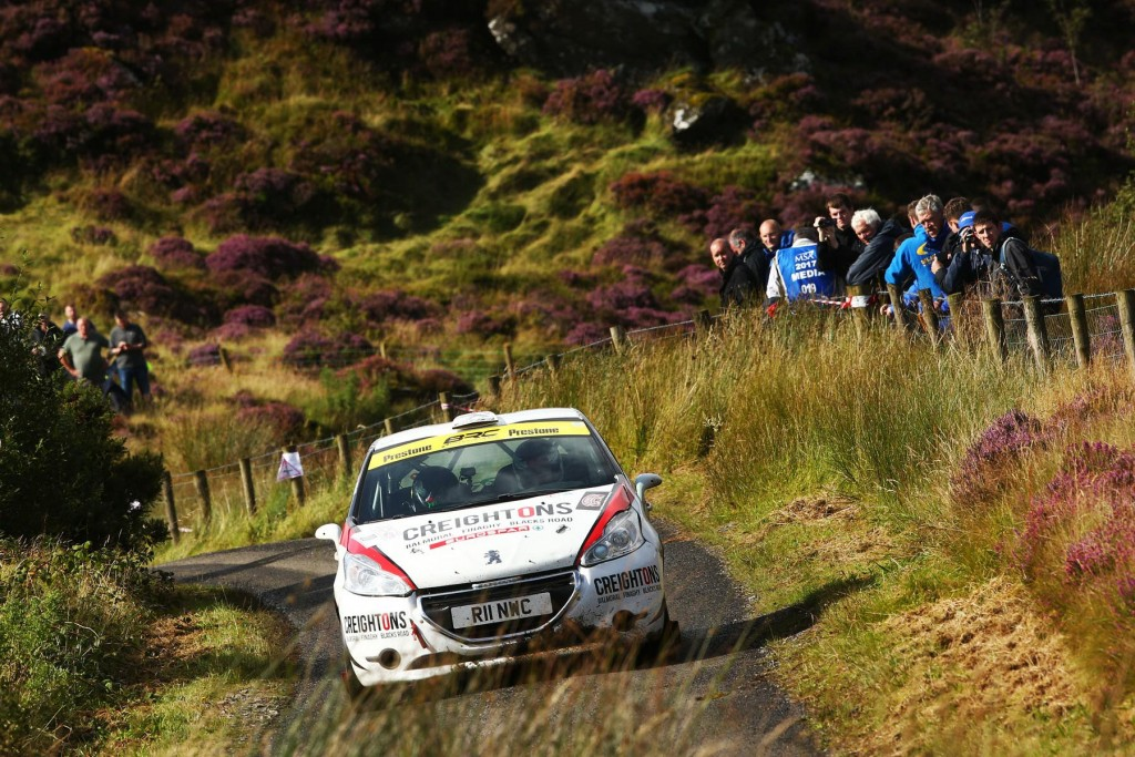 William Creighton won the Junior BRC section