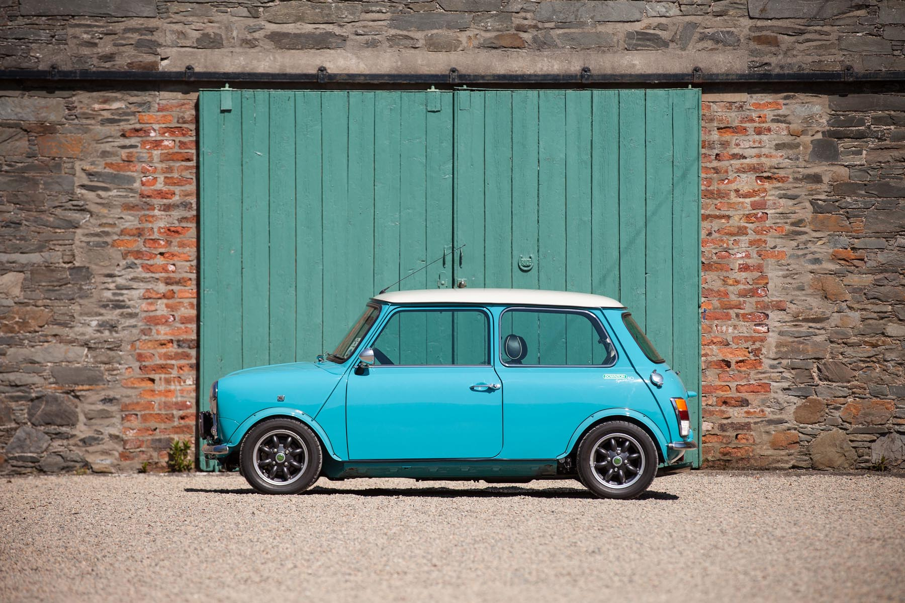 This Mini Is The First Of Only Five Built Used Cars Ni Blog