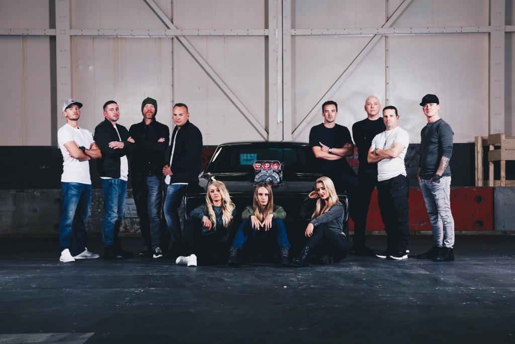 Stunt Drivers (2)