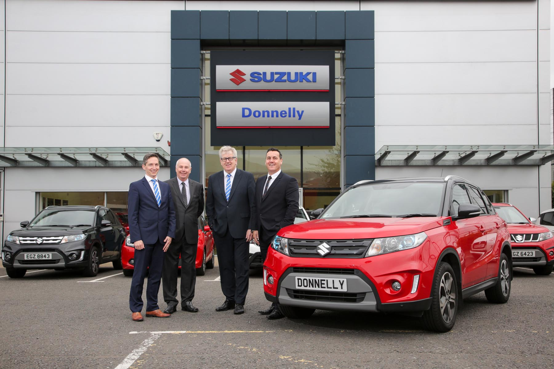 DONNELLY GROUP ACQUIRES SMW SUZUKI    | Used Cars NI Blog