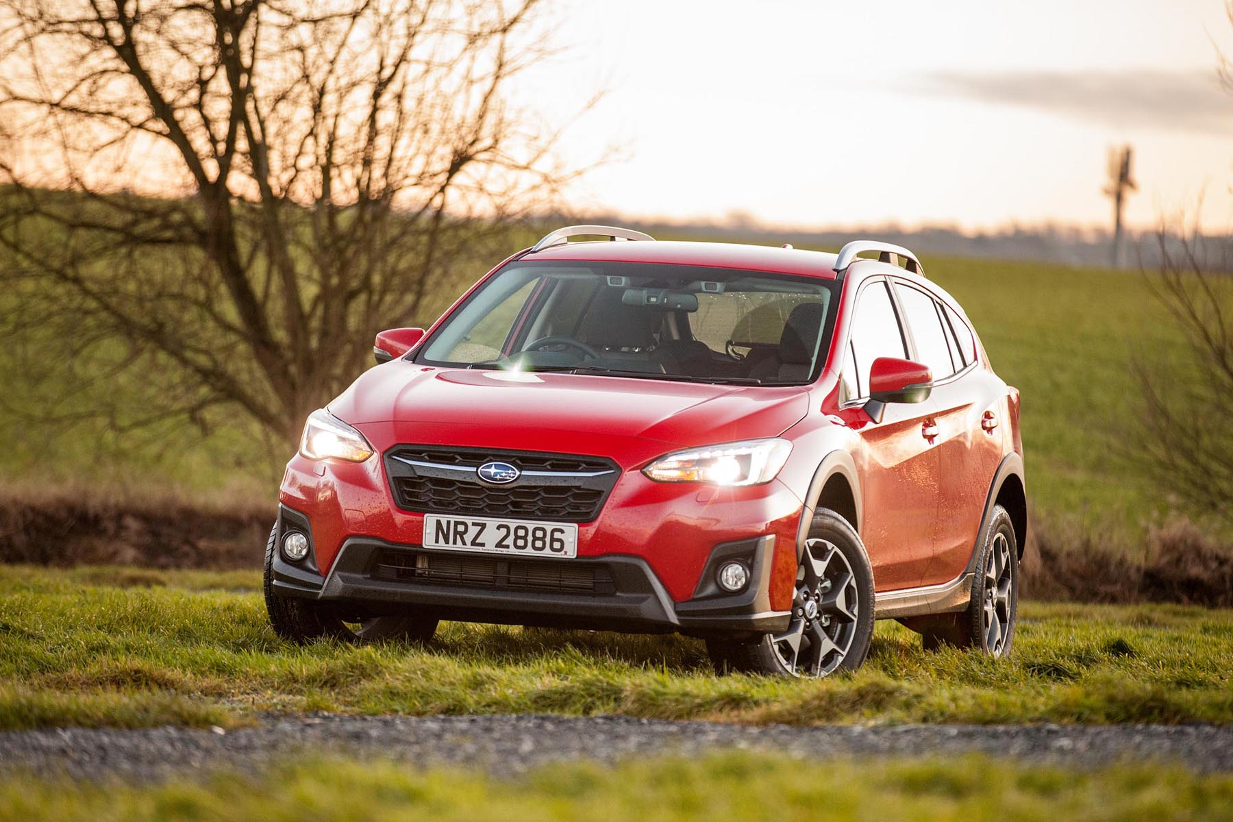 We Drive New Subaru Xv Ahead Of Its Official Launch Used Cars Ni Blog