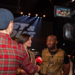 Lead actors - street racer Sophia Diaz and DSS Agent Dawson let media in on some of their role during the dress rehearsal at the NEC Birmingham, the live show is set to roll into Belfast's SSE Arena in May 2018