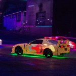 Cars wrapped in LED's are the main attraction of the 'Miami Street Racing' scene during the Fast & Furious Live show - set to roll into Belfast's SSE Arena in May next year