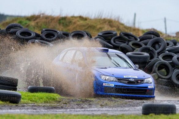 New Year Stages Rally - Kirkistown 27.01.18