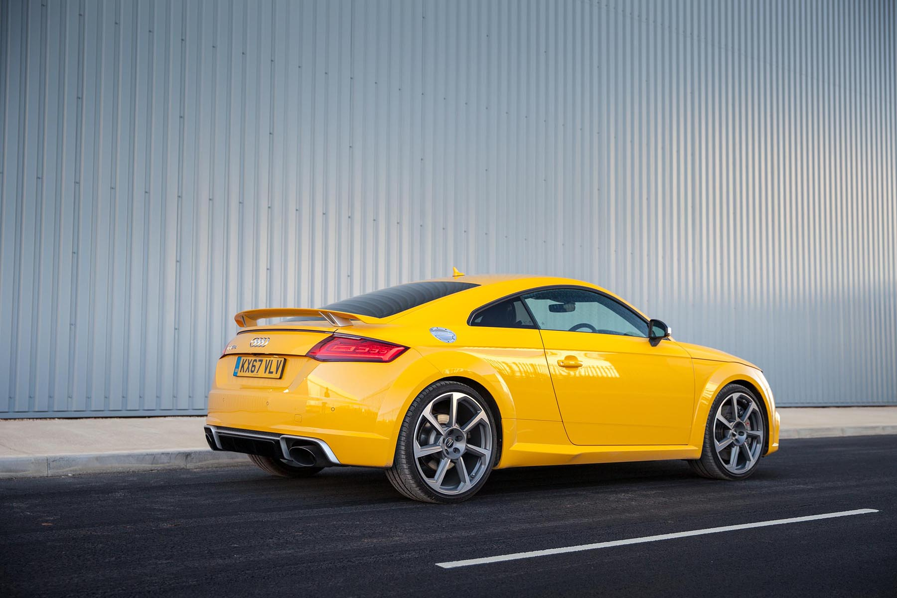 THIS TT FROM AUDI IS RATHER SPECIAL Used Cars NI Blog - Sports cars ni