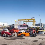 Cars from the various categories set to challenge the 2018 ANICC Millers Oils Northern Ireland Hillclimb Championship.