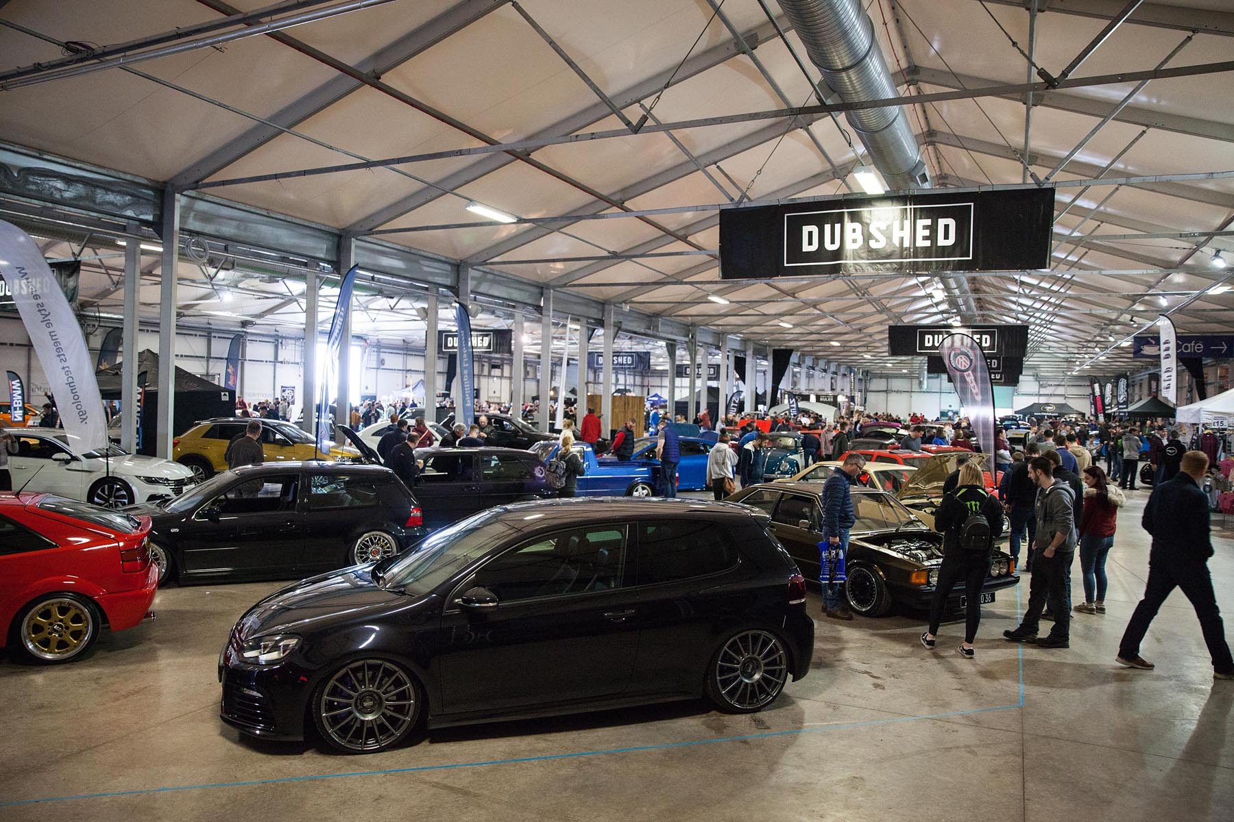 THOUSANDS DESCEND ON ANNUAL DUBSHED CAR SHOW Used Cars NI Blog - Car shows near me now