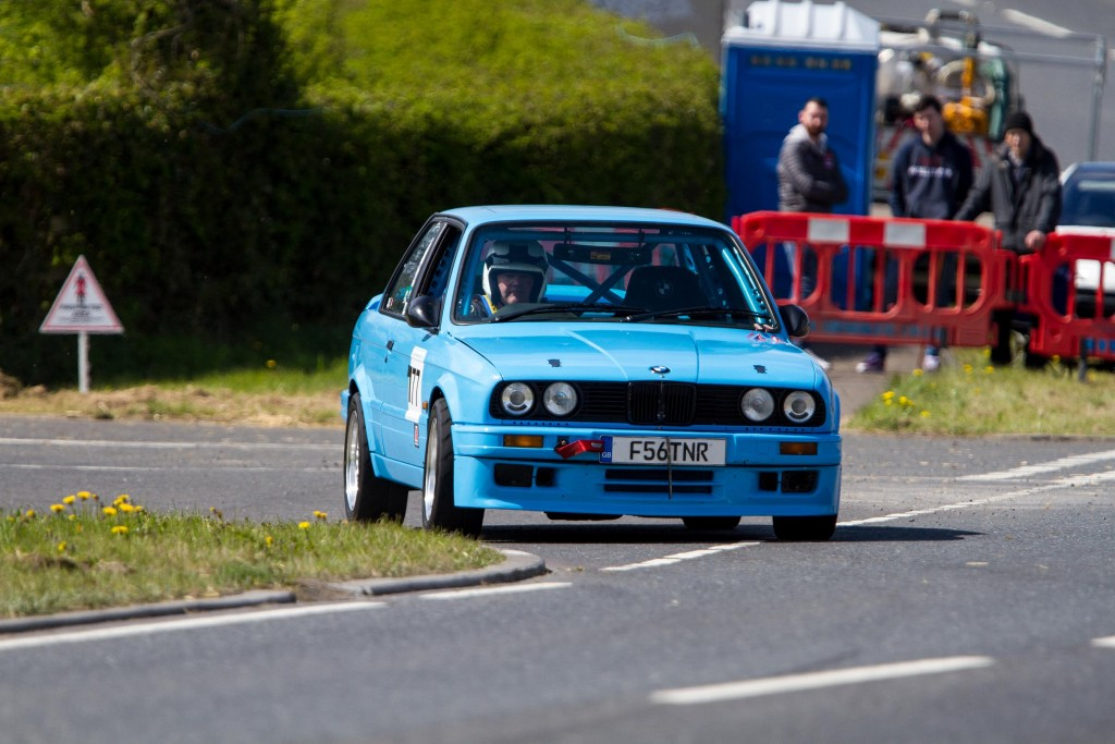 One of the nicest sounds ever was via Tony McLaughlins BMW E30