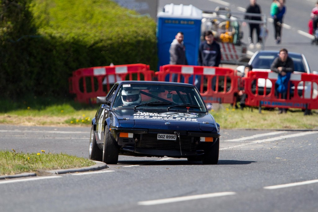 Class 6a winner - Gordon Fogarty