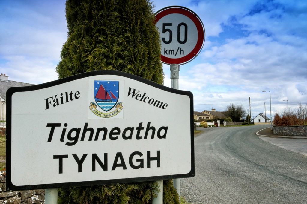 County Galway village of Tynagh is host