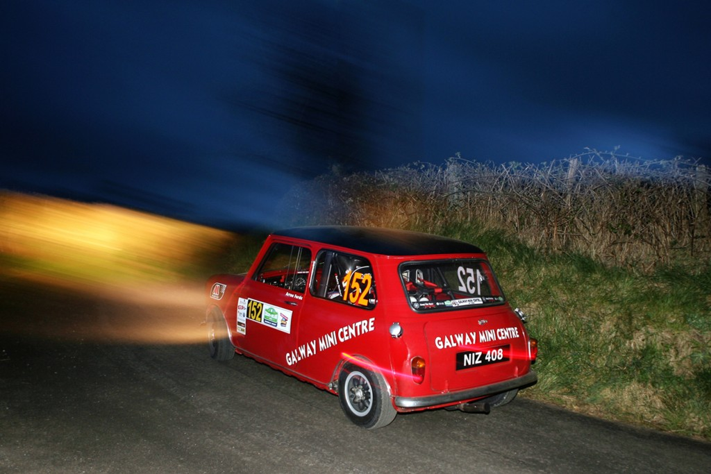 Event sponsor Ray Cunningham has been invloved with Minis for years
