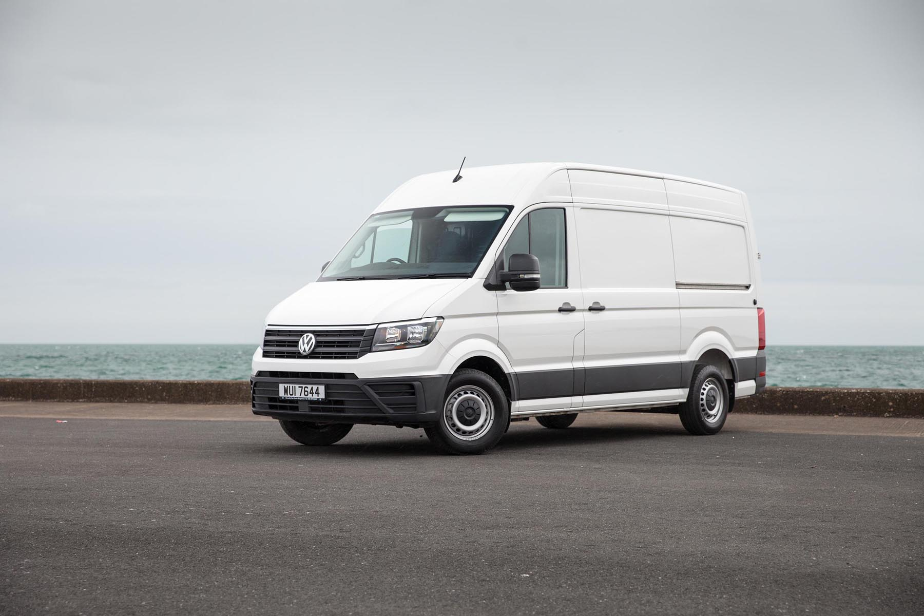 215127df03 OLD NAME BUT VERY MUCH A NEW VAN FROM VOLKSWAGEN…