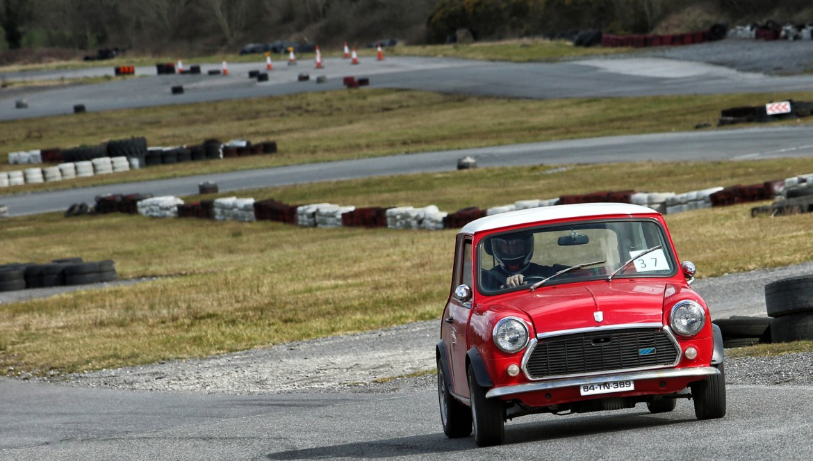 Minis will be on track