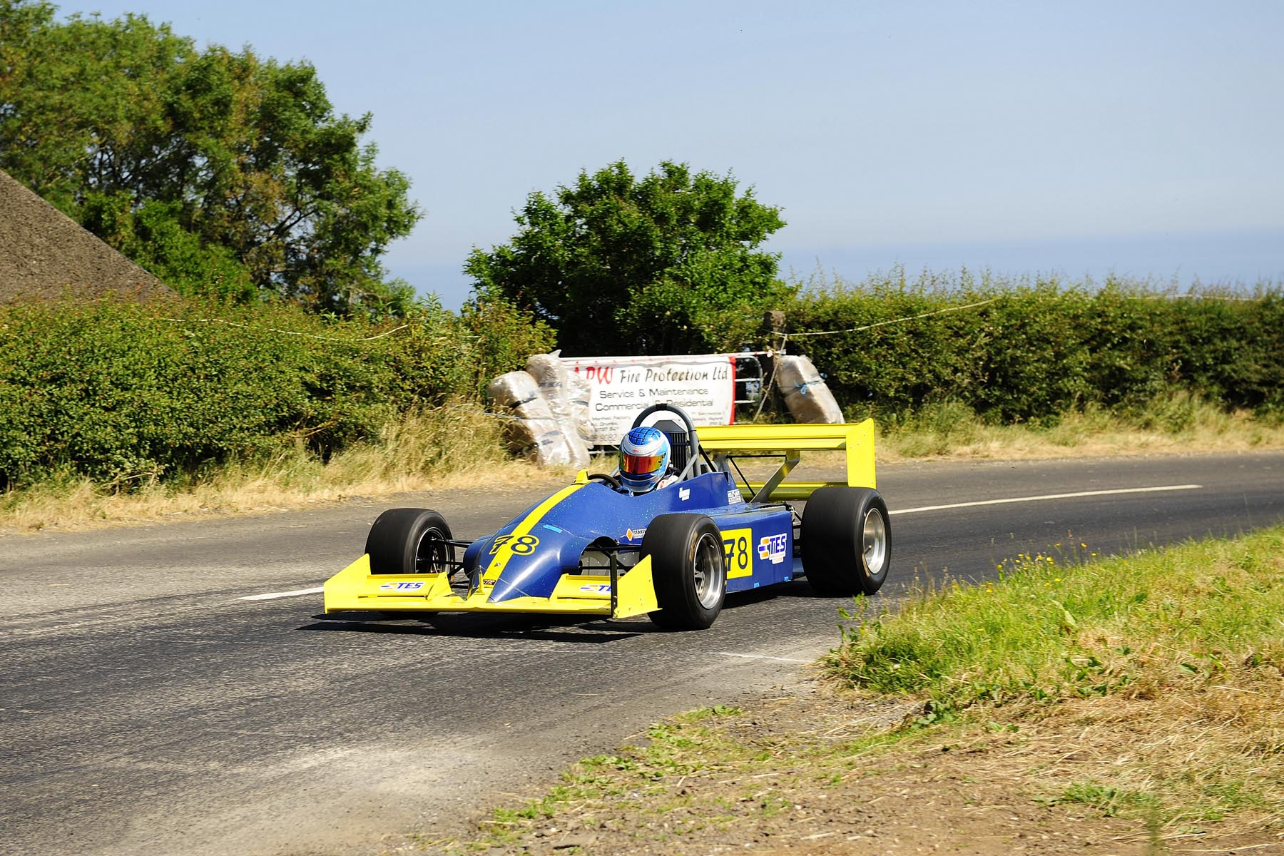 THOMPSON REMAINS KING OF THE HILL    | Used Cars NI Blog