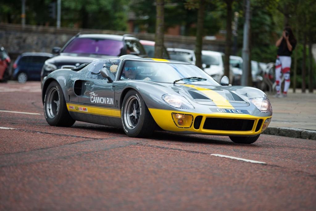 GT40...