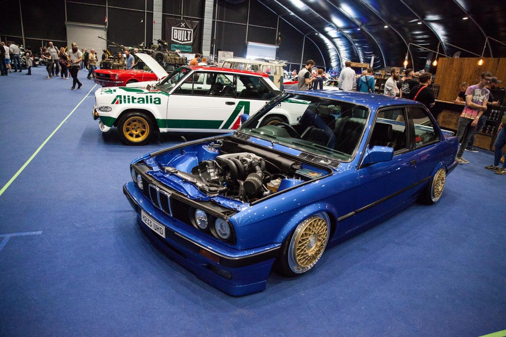 Car of the show - BMW E30