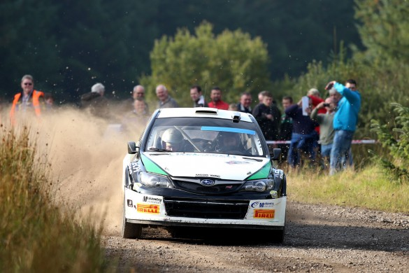 Derek McGarrity is looking forward to returning to gravel. Image: William Neill/NEILLPICS.CO.UK