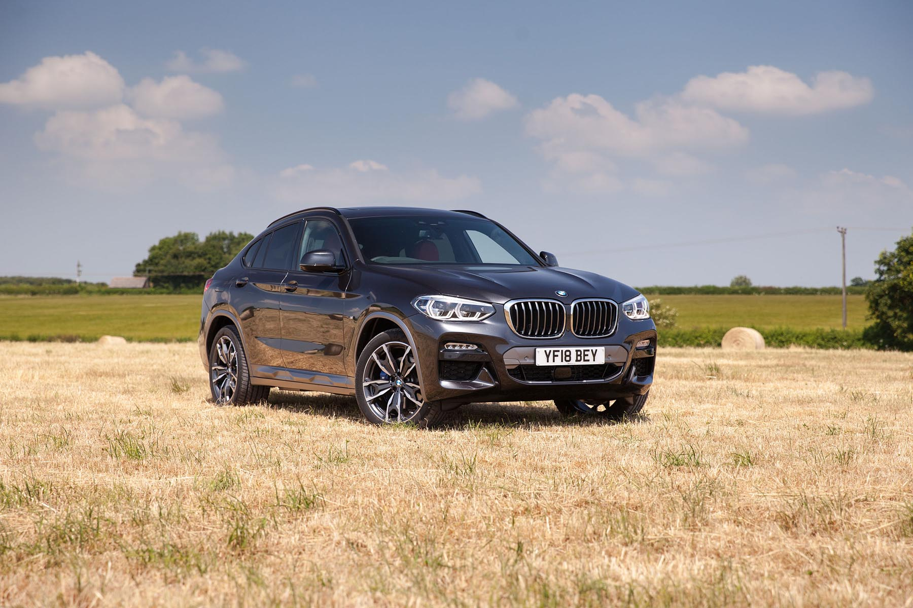 Style And Substance With All New Bmw X4 Used Cars Ni Blog