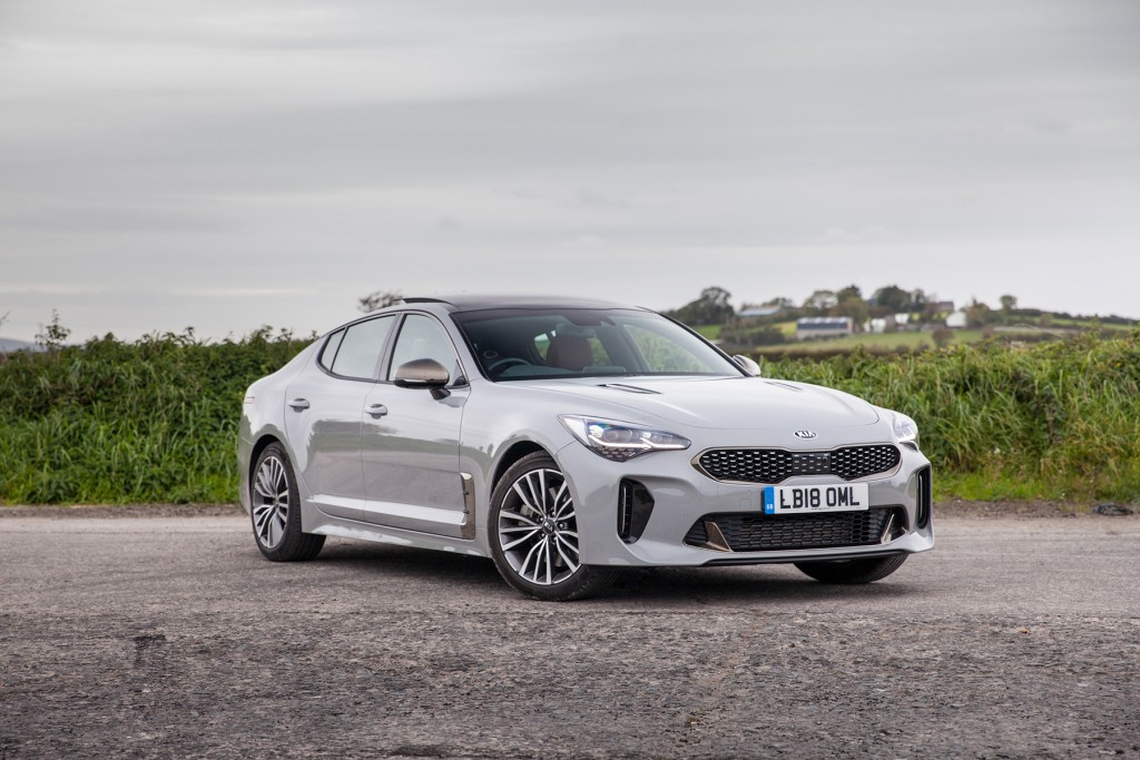 The Kia Stinger is one practical family car that is far from boring...