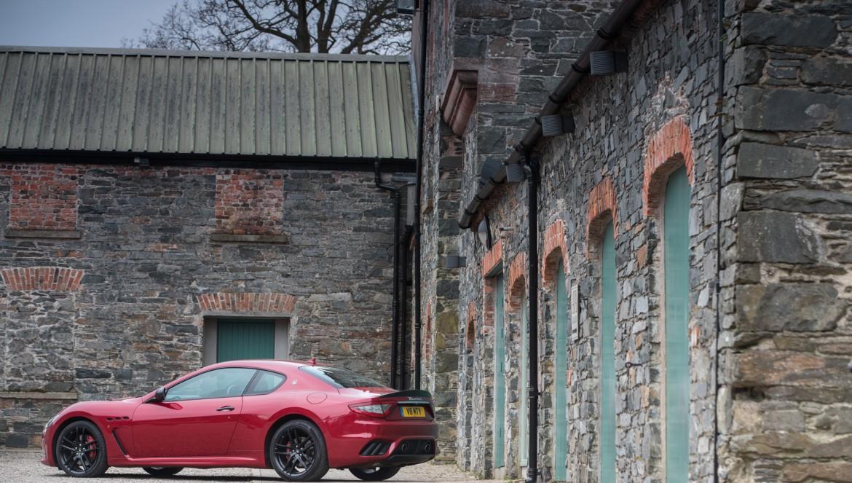 Maserati Titanic Hotel, Belfast 20.03.2018  Photos - Jed Leicester